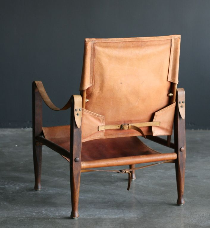 safari chair - kaare klint