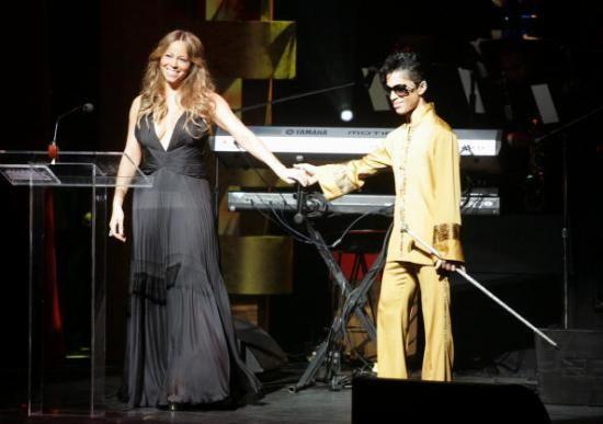 Mariah Carey Says Prince Was 'One of the Best People I've Met'