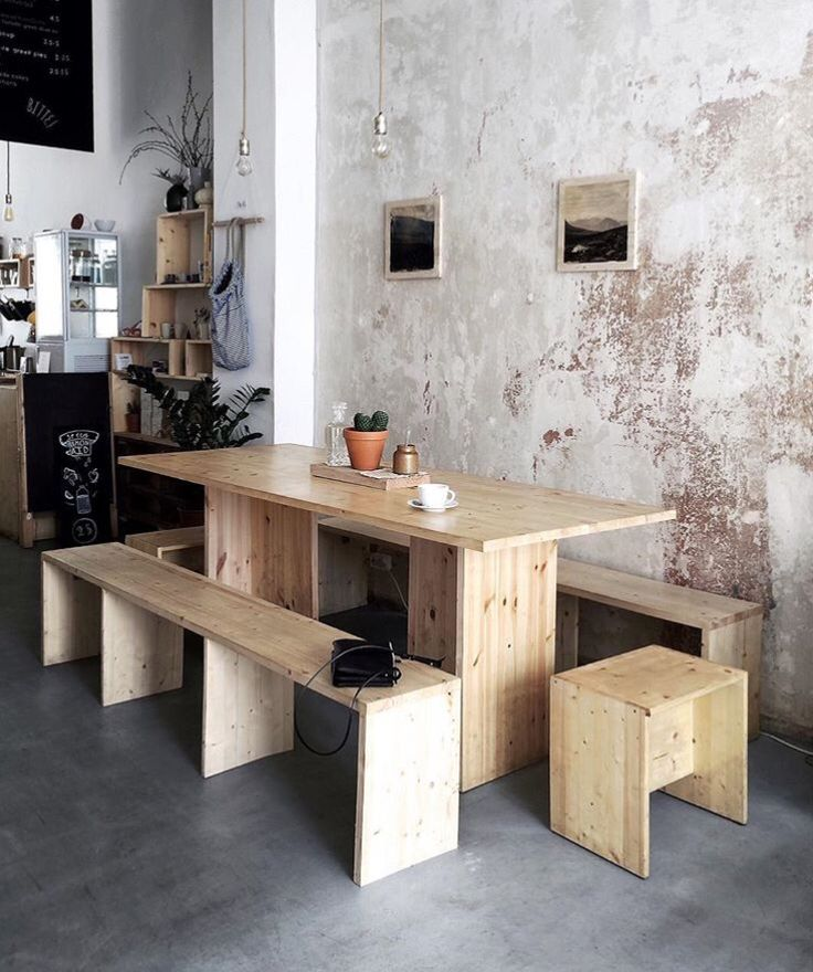 Coffee Shop Design Furniture