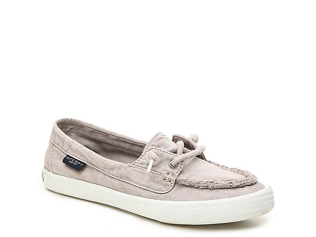 Sperry Lounge Away Frayed Boat Shoe