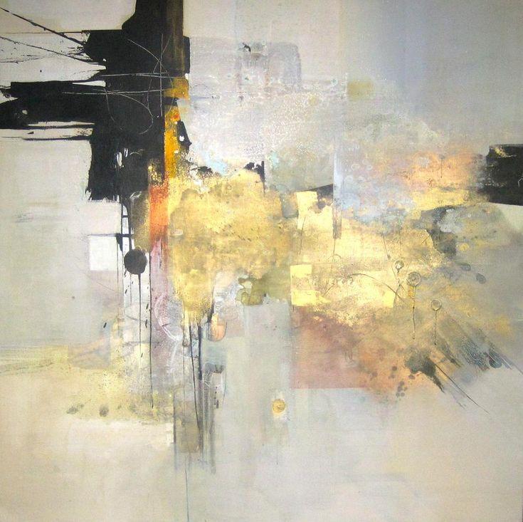 Pintura abstracta de Jennifer Davenport