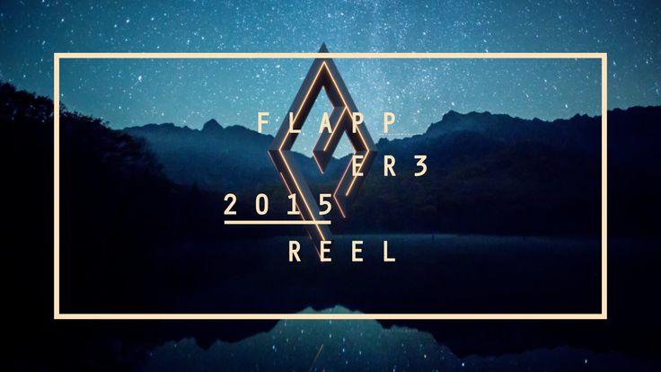flapper3 reel 2015