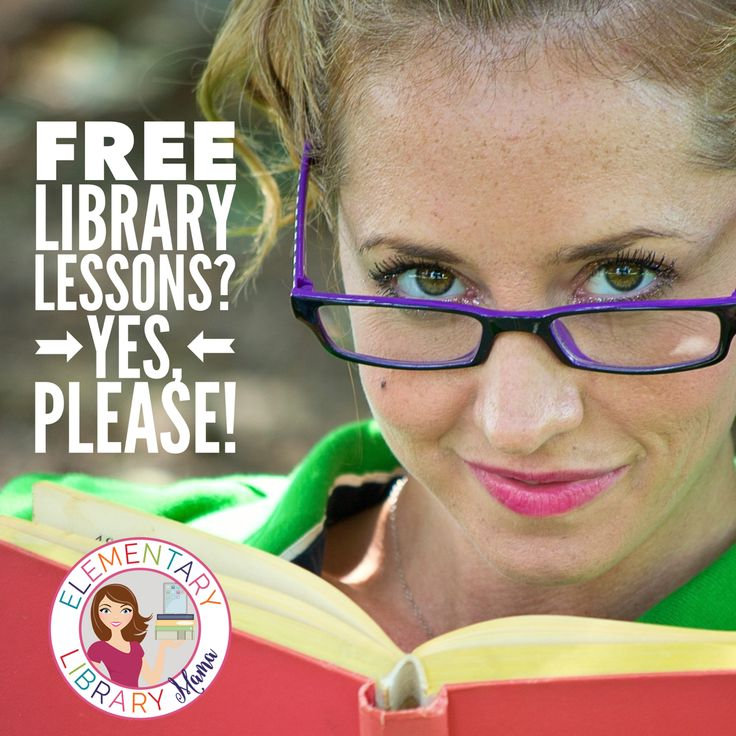 Sign up for FREE K-5 Library Lessons and Activities for the first two weeks of school.  AASL, ISTE and Common Core Aligned.