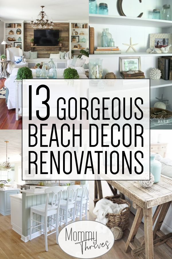 Beach Cottage Decor For Every Room In Your Home Beach Cottage