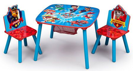 2. Delta children table and chair set