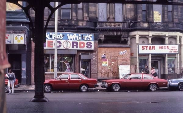 Skippy S Record Shop At The Old Northampton Station 1970s