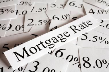 mortgage rates for investment property california
