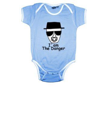 Camiseta peque-Heisenberg