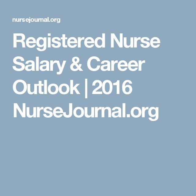 Best 25+ Registered nurse salary ideas on Pinterest Rn salary - registered nurse job description