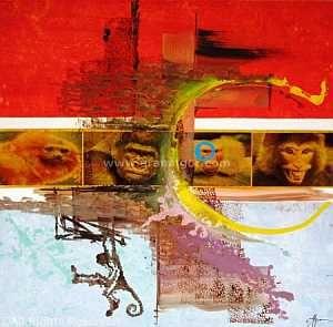Eran Algor Groskoppf - Artiste peintre contemporain | MultiPl'Art