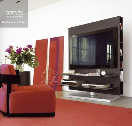 Óriás fali Plazma Tv - szekrény
