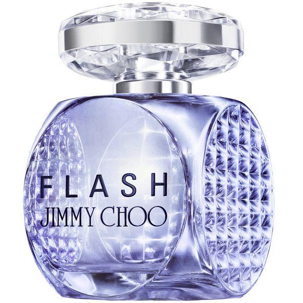 Jimmy Choo Flash Women's 3.3-ounce Eau de Parfum Spray found on Polyvore featuring beauty products, fragrance, jimmy choo fragrance, lily perfume, flower fragrance, wood perfume and eau de parfum perfume