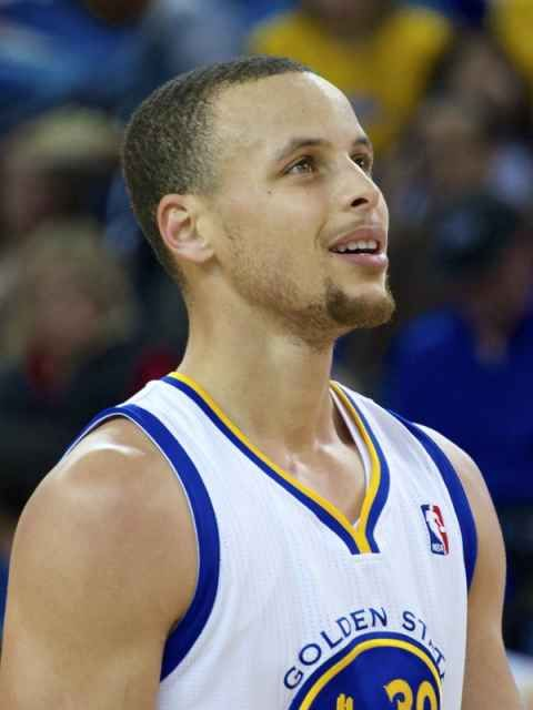 Stephen Curry (Photo: Noah Salzman via Wikimedia Commons)