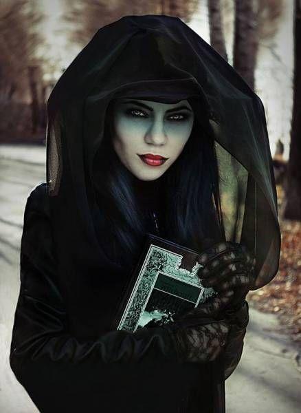 Ideias de fantasias para o dia das bruxas.