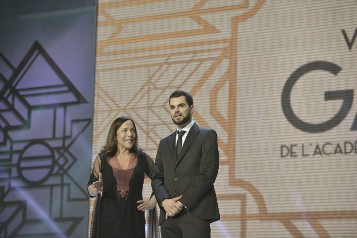 Premis Gaudi a Barcelona