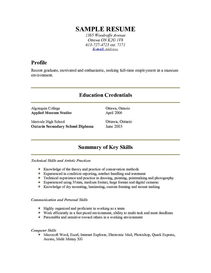 Me resume format resume templates basic resume