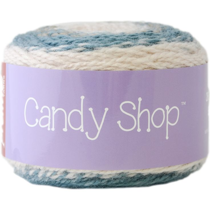 Premier Yarns Candy Shop Yarn-Necco Wafer - necco wafer