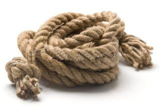 How to tie over 30 knots