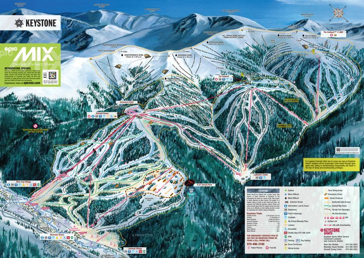 Best Colorado Ski Resorts Ideas On Pinterest Denver Ski - Us ski resorts map