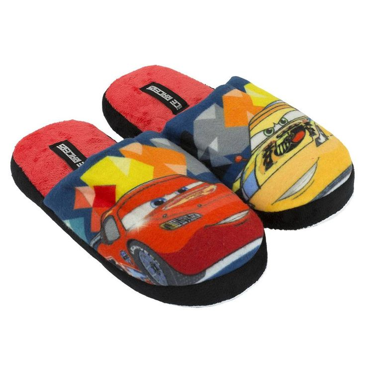 Cars Kinder Instap Sloffen / Pantoffels