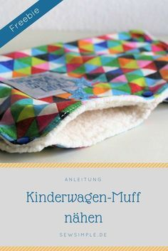 Sewing a muff for the pram – that's the simplest thing in the world …   – baby nähen