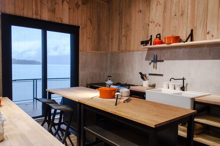 Gallery - House on Todos Los Santos Lake / Apio Arquitectos - 11
