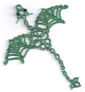 Tatting Fool: August 2010