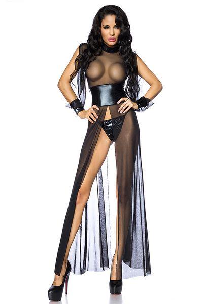 Sexy Netzkleid von Lieblingstasche auf DaWanda.com