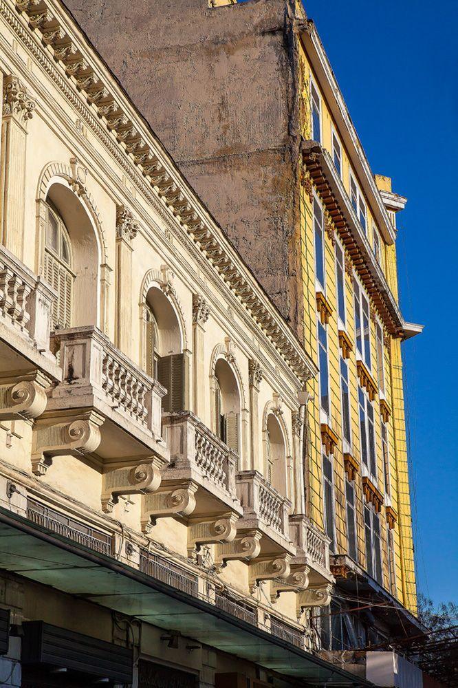 Πολιτιστικοί Περίπατοι Θεσσαλονίκης   5ος περίπατος - Ελληνικό Πανόραμα