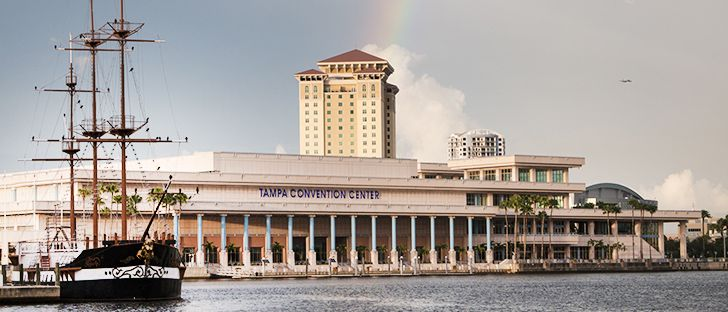 9 Things You Never Knew About Tampa | Invitation Homes | Tampa Pirate Ship & Convention Center