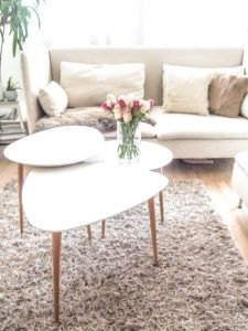 Annalena shows us the romantic pureness of our Scandi coffee tables.  #mycs #makeityours #mymycs #mymorningessentials