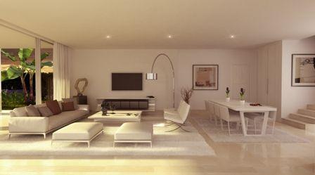modern villa spain