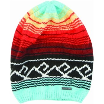 Billabong Girls Beanie - Capistrano - SurfandDirt.com your choice for Crocs shoes and the hottest surf and motocross brands around.