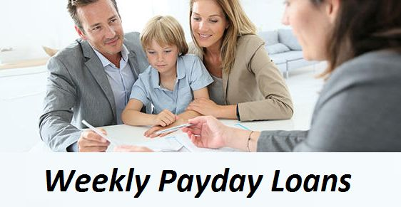 Weekly Payday Loans are helpful money related administrations each individual purposes with no credit checks. You can reimburse the loans conveniently in a few portions. These loans are helpful to reimburse a loans sum that you obtained for direness.