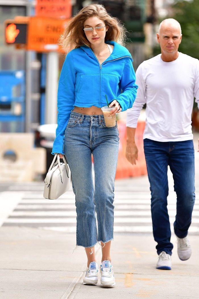 9b313a4e Gigi Hadid | Best Street Style Looks in 2019 | Style, Gigi hadid ...
