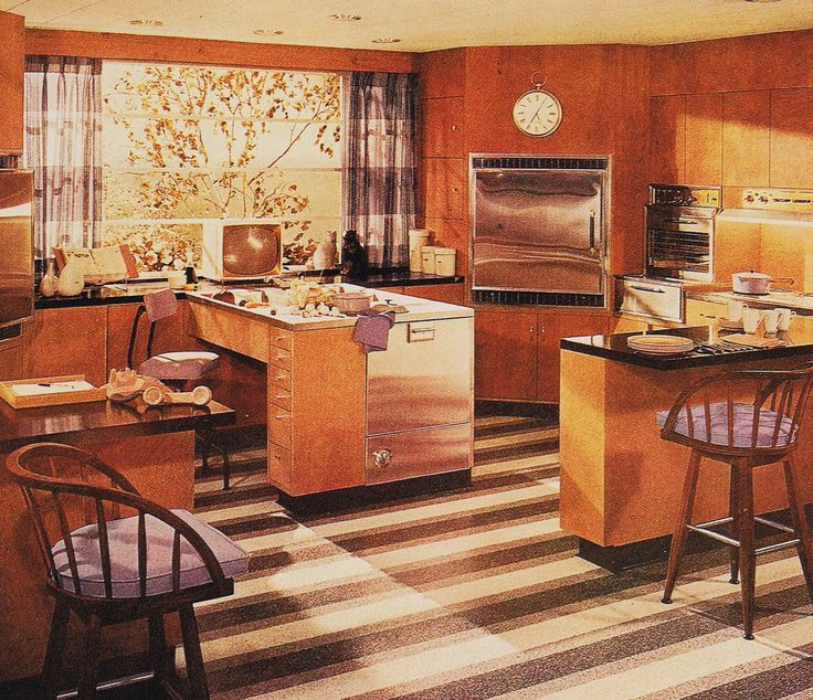 Vintage Kitchen Design Pinterest