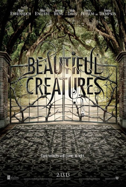 Beautiful Creatures Trailer Takes Us To A Place Of Dark Secrets - CinemaBlend.com