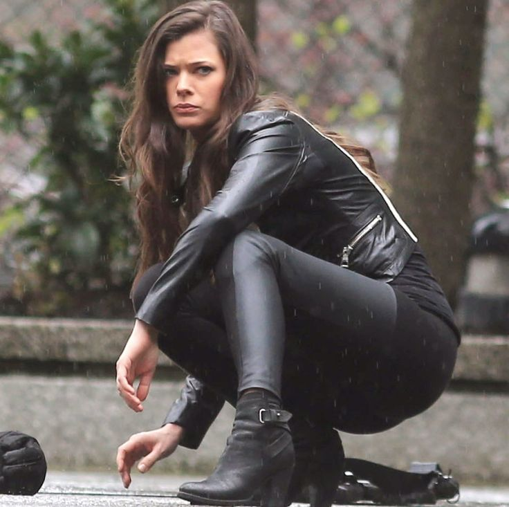 3296 Best Black Leather Jacket Girls Images On Pinterest