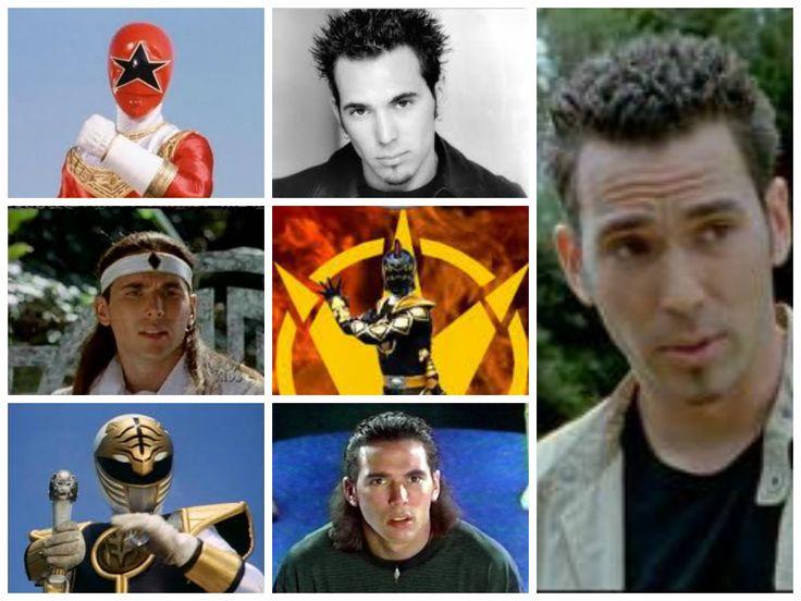 Tommy Oliver-(Green Mighty Morphin Ranger, White Ranger, White Ninja Ranger, Zeo Ranger 5, Red Turbo Ranger, Black Dino Ranger)