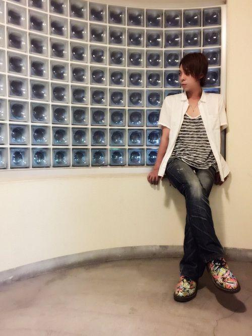 クラシカルエルフで働き出して初めて買ったLolitaのデニム! 3年以上履いて色落ちの具合もお気に入