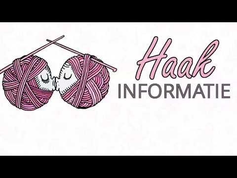 Uitleg Halve Vaste Haken Pinterest Leer Haken En Eenvoudig