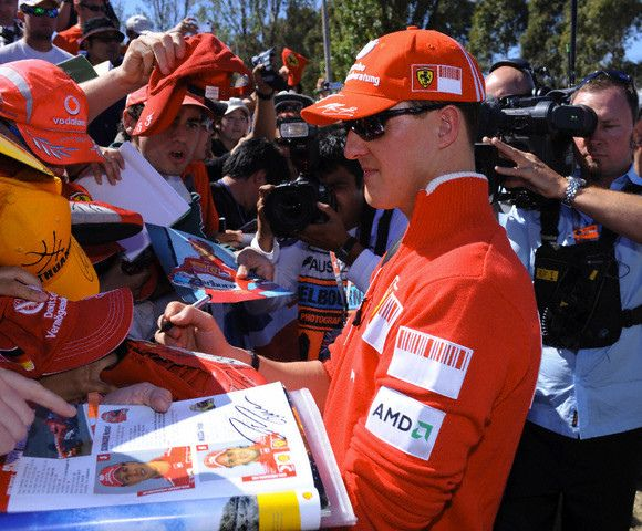 Michael Schumacher News: Ferrari Reacts to Racer's Condition - http://www.australianetworknews.com/michael-schumacher-news-ferrari-reacts-racers-condition/