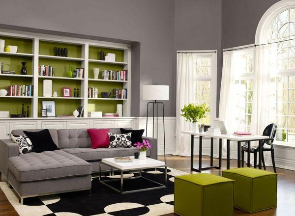 Wandfarben Kombinieren   Ideen, Wie Sie Schöne Wände Kreieren Good Looking