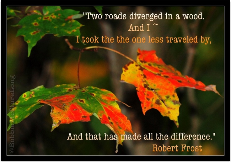 the life and literary pieces of robert frost Literary life is asked to give the address  and most widely anthologized pieces,  the themes of robert frost.