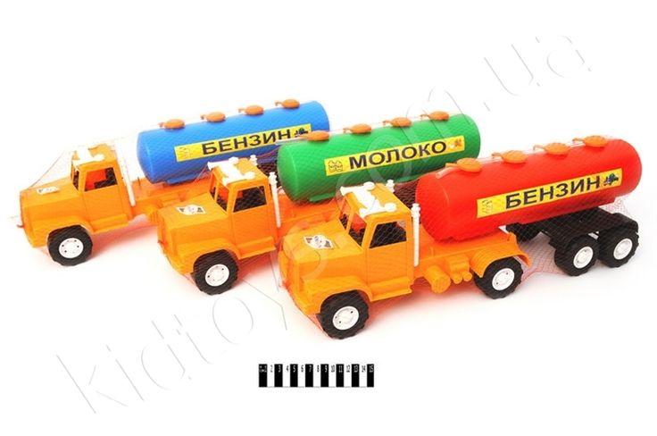 Бензовоз 306 (Оріон), игрушки киев, игрушки для мальчиков ...