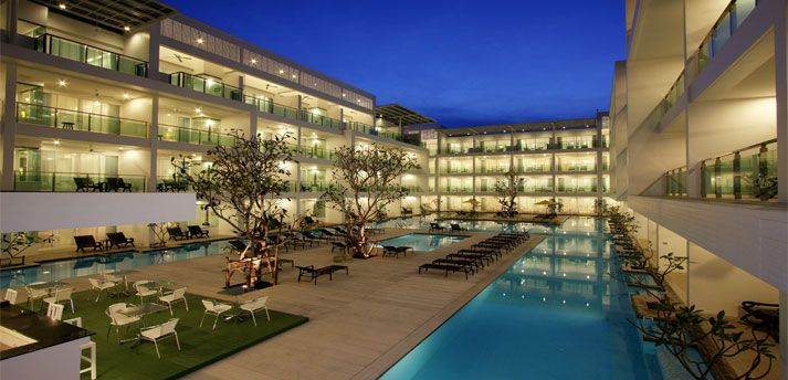Welcome to The Old Phuket Karon Beach Resort  Heritage, modernism and atmosphere…