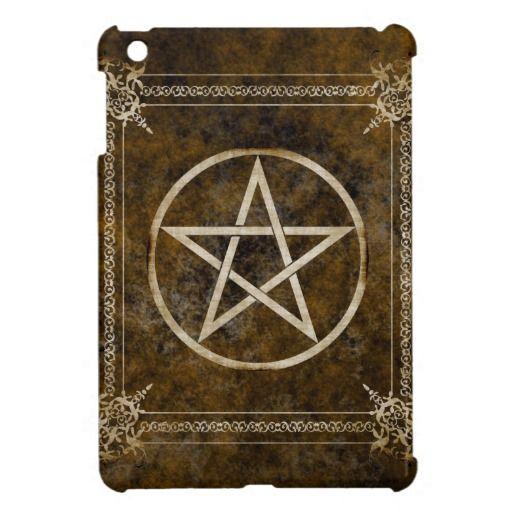 Pentagram Cover For The iPad Mini #pentagram #sign #evil #spell #magic