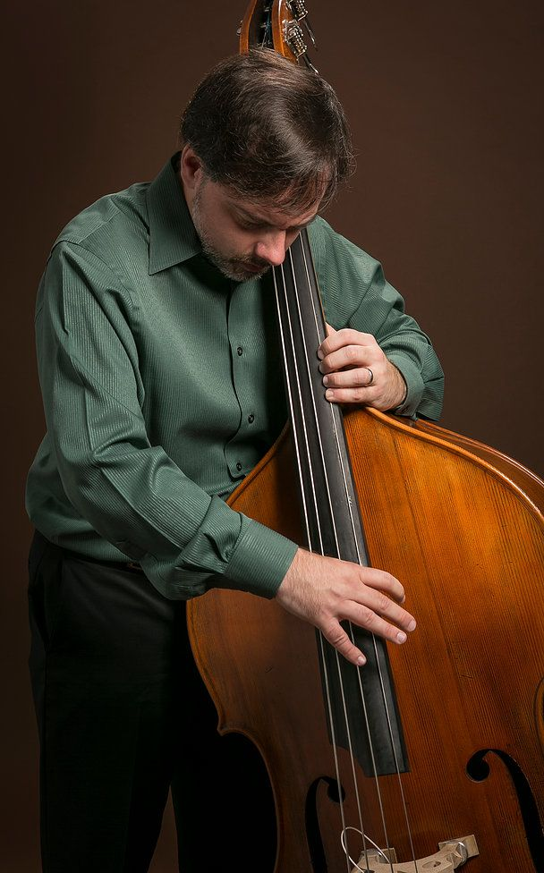 "Our latest interview with double bass player and composer Mark Wade whose album ""Event Horizon"" we have reviewed not long ago… We have told with him about that release recorded with his own trio consisting of Tim Harrison on piano and Scott Neumann on drums and we have deepened many other aspects of his own career..  http://bassmyfever.weebly.com/interview-with-mark-wade.html#ABOUT"
