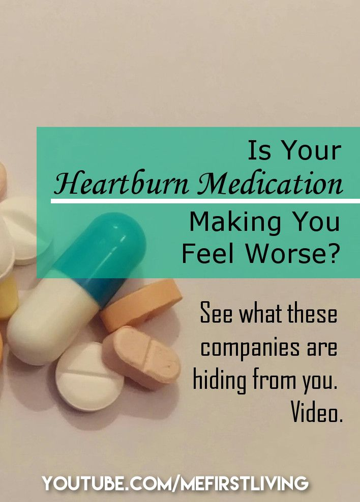 Your GERD medication could be making you feel worse! Watch this video to find out.
