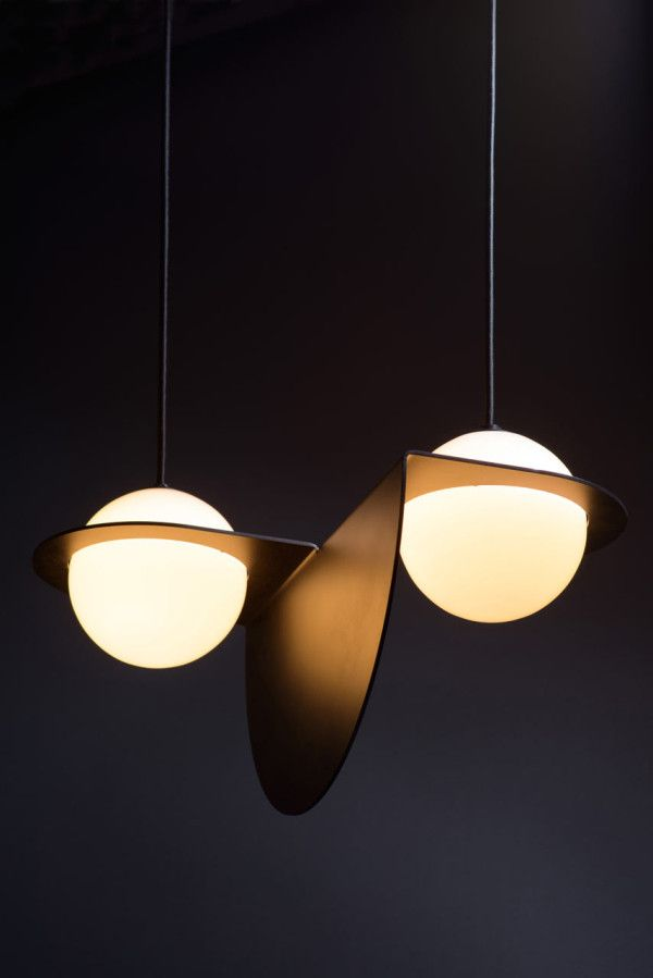 Laurent Lighting from Lambert & Fils - Design Milk